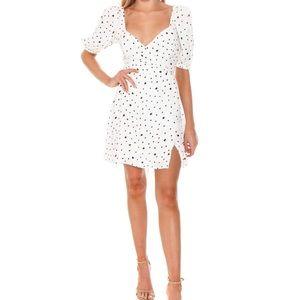 Lani the label Sweetheart Dress  size S